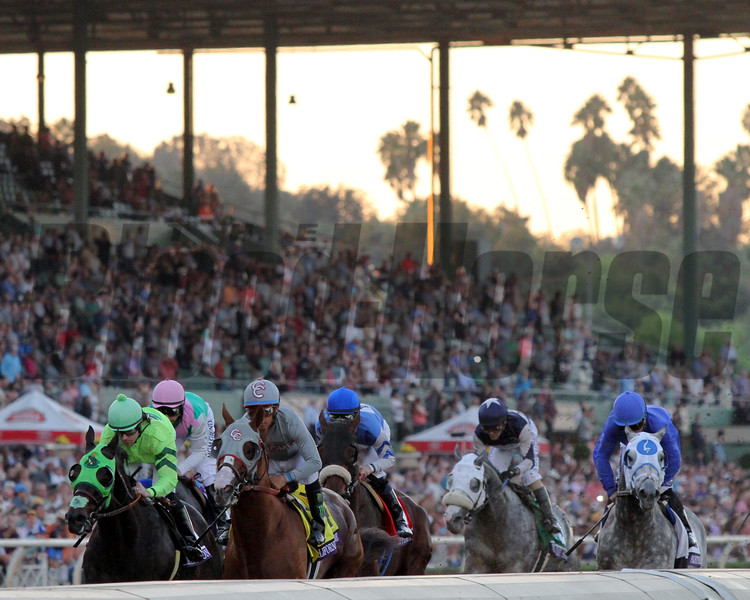 Breeders' Cup Classic First Time By Chad B. Harmon