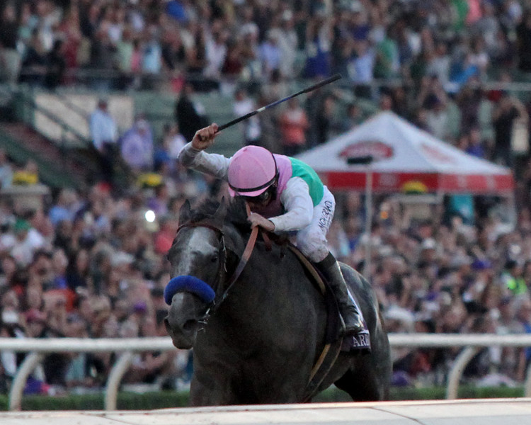Arrogate Mike Smith Breeders' Cup Classic Chad B. Harmon