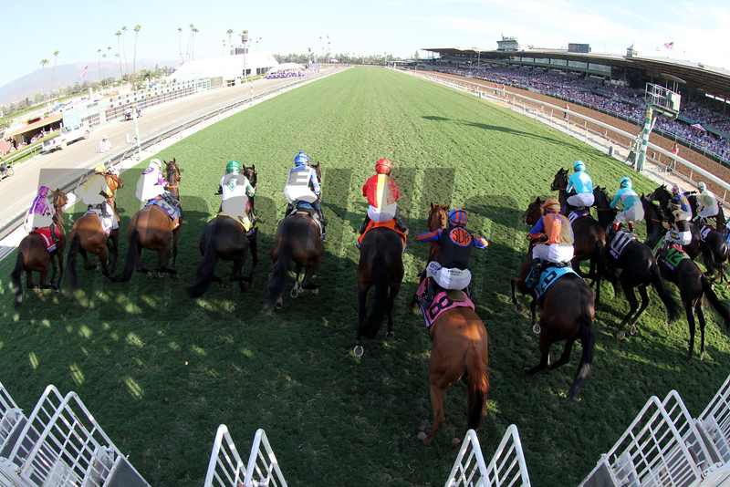 Breeders' Cup Juvenile Fillies Starting Gate Remote Chad B. Harmon