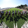 Breeders' Cup Turf Sprint Starting Gate Remote Chad B. Harmon