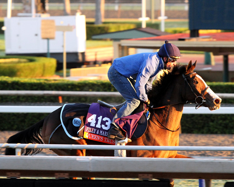 Queen's Trust Breeders' Cup Filly & Mare Turf Chad B. Harmon