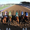 Breeders' Cup Dirt Mile Starting Gate Remote Chad B. Harmon