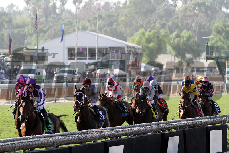Breeders' Cup Turf First Time By Chad B. Harmon