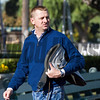 Mike McCarthy<br /> Morning scenes at Santa Anita in preparation for 2016 Breeders' Cup on Nov. 2, 2016, in Arcadia, CA.