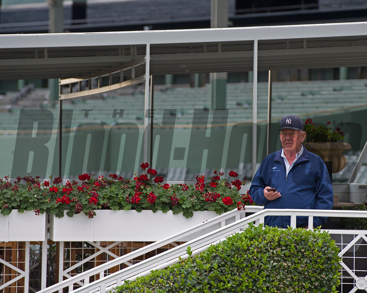 Jim Cassidy<br /> Works at Santa Anita in preparation for 2016 Breeders' Cup on Oct. 29 2016, in Arcadia, CA.