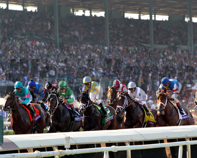 Breeders' Cup Juvenile First Time By Chad B. Harmon