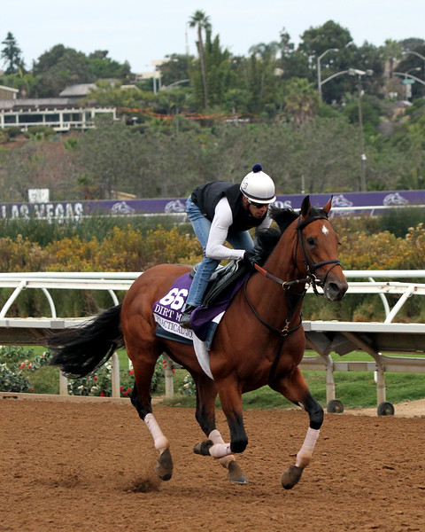 Practical Joke Breeders' Cup Del Mar Chad B. Harmon