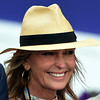 Bo Derek at the Breeders' Cup<br /> Dave Harmon Photo