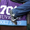 Bolt d'Oro Saddle Cloth Breeders' Cup Juvenile Del Mar Chad B. Harmon