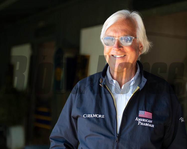 Bob Baffert<br /> at  Oct. 29, 2019 Santa Anita in Arcadia, CA.