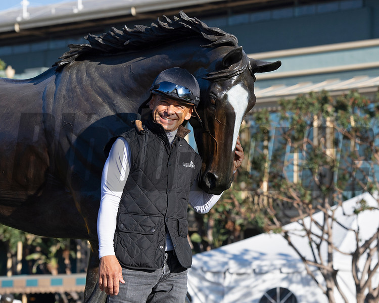 Mike Smith<br /> at  Oct. 28, 2019 Santa Anita in Arcadia, CA.