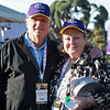 Roberta and Ward Williford<br /> at  Oct. 30, 2019 Santa Anita in Arcadia, CA.