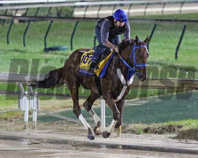 Gunnevera Breeders' Cup Churchill Downs Chad B. Harmon
