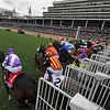 Starting Gate Remote Breeders' Cup Juvenile Fillies Turf Churchill Downs Chad B. Harmon