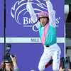 Frankie Dettori Breeders' Cup Mile Churchill Downs Chad B. Harmon