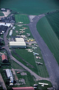 Breighton Airfield 1993