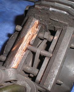 Brembo F08 rebuild