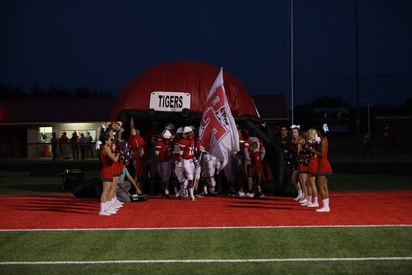 Bremond Homecoming Game 2017