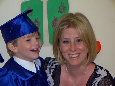 Brendan Graduation from Kindergarten