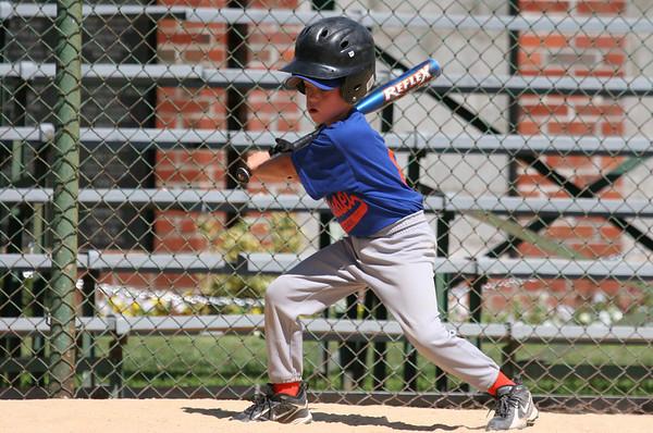 07 U8 Summer baseball