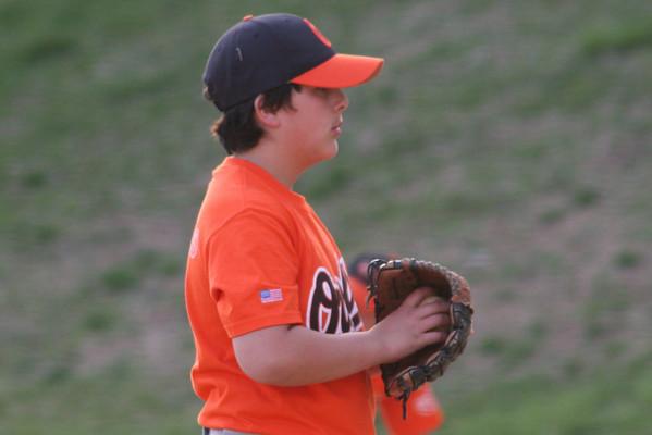 Orioles vs Cubs 4/18