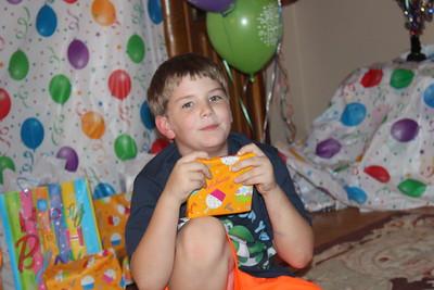 2012-11-21 Brendan's 9th birthday