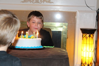 2013 Brendans Birthday