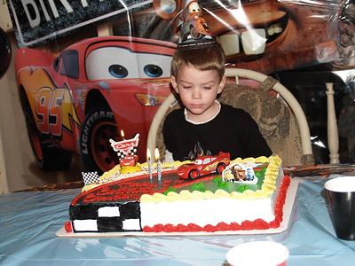 3rd Birthday Brendan at Debbies