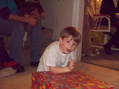 5th Birthday Brendan