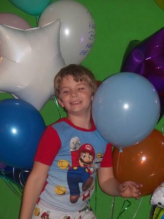 7th Birthday Brendan