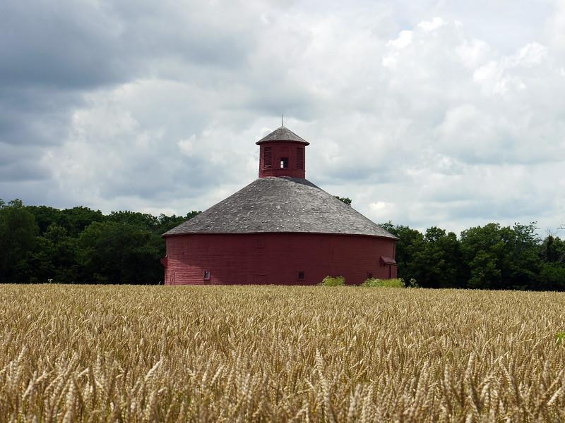 round barn parke county lodi
