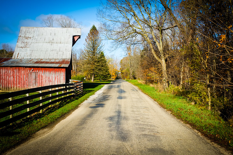 Red Barn Parke County