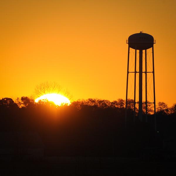 Sunrise Sunset New Goshen