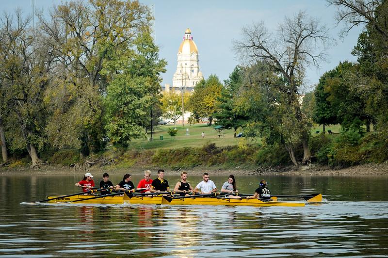 Wabash Valley Crew Wabash River Courthouse