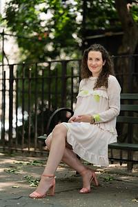 Brenna in Tompkins Square Park