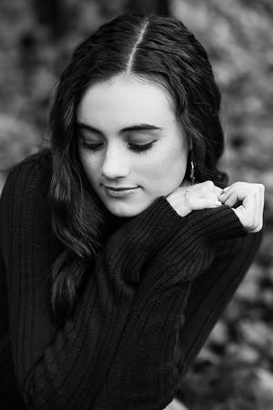 Brenna Senior Pics & Graduation 2018