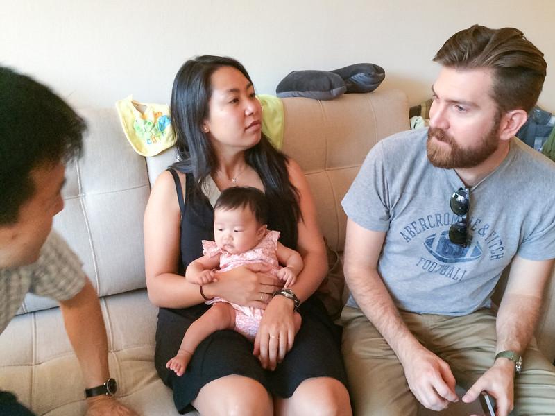 Chris and Tiffany Visit Brenna 3