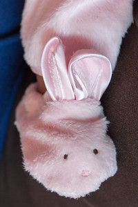Bunny Foot!