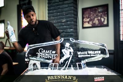 Game of Thrones at Brennan's.  BrennansLA.com @TurtleRaces Photo by @VenicePaparazzi