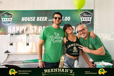 Brennan's. 4089 Lincoln Blvd. Marina del Rey, Ca 90292. BrennansLA.com   @TurtleRaces.  Photo booth by VenicePaparazzi.com