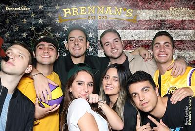 BrennansLA.com.  Photo booth by VenicePaparazzi.com