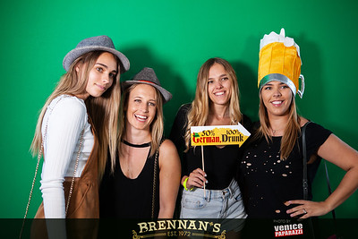 Brennan's Octoberfest.  @TurtleRaces #BrennansLA  Photo by Venice Paparazzi