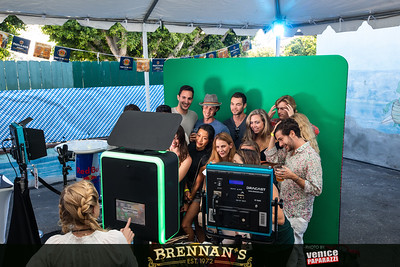 Brennan's Octoberfest.  @TurtleRaces #BrennansLA  Photo Booth by Venice Paparazzi