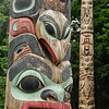 Totem Poles in Sitka