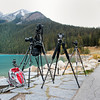 Where did everybody go ? Lake Louise, Banff National Park, Alberta, Canada