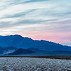 Sunset in Badwater Basin