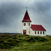 One of the numerous churches along the Snaefellsnes Peninsula.