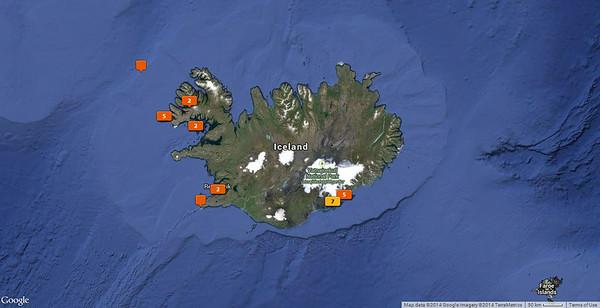 Iceland July 2014
