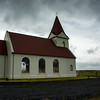Another church along the Snaefellsnes Peninsula.