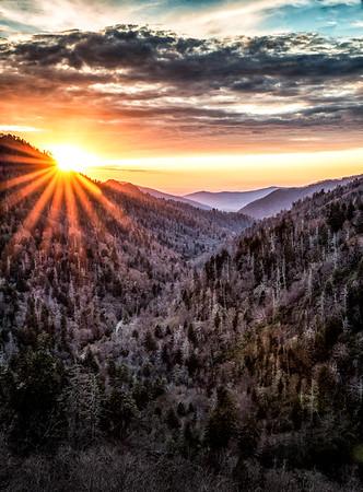 Great Smoky Mountains Spring 2016